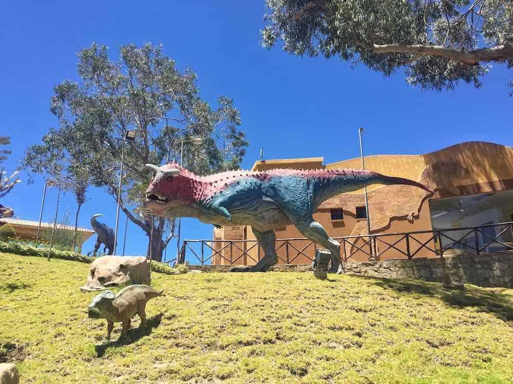 Parque Cretacico Sucre: Bolivia's Dinosaur Footprints - The