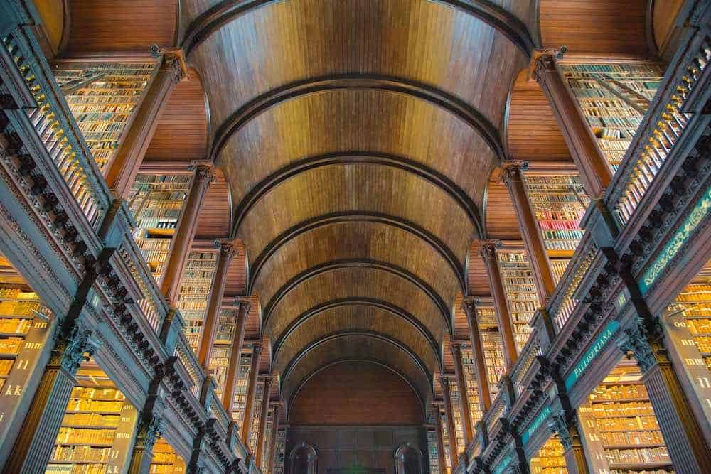 Book of Kells Library Dublin
