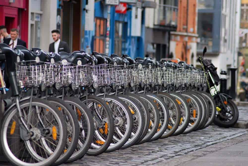 Dublin bike scheme