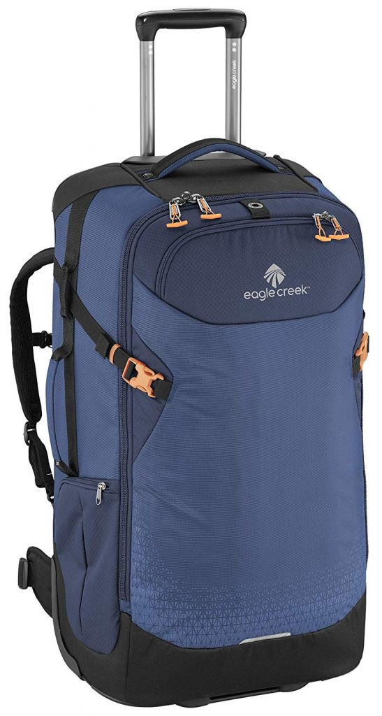 Eagle Creek Expanse Convertible Best Travel Backpack With Wheels for Adventurers