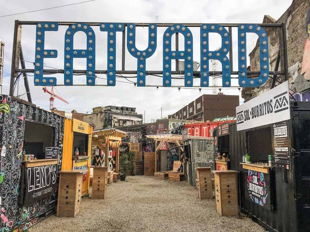 Eatyard Dublin Cheap Eats