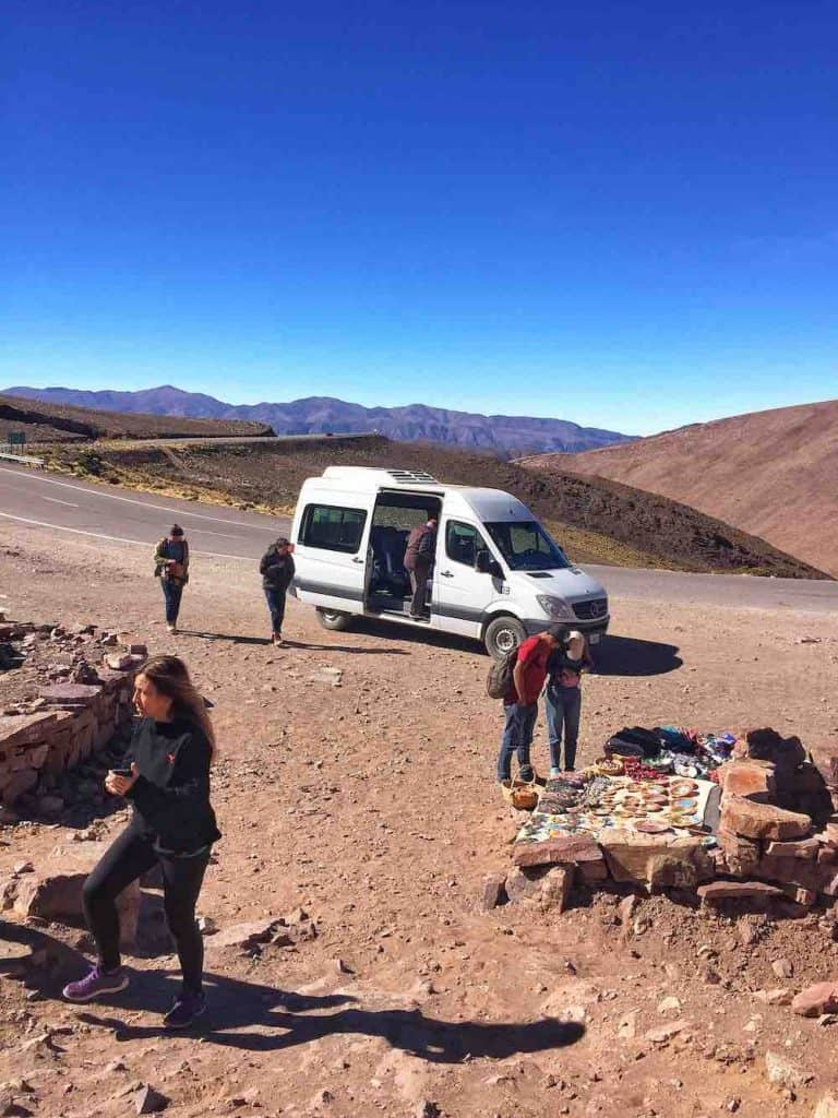 How To Get To The Argentina Salt Flats