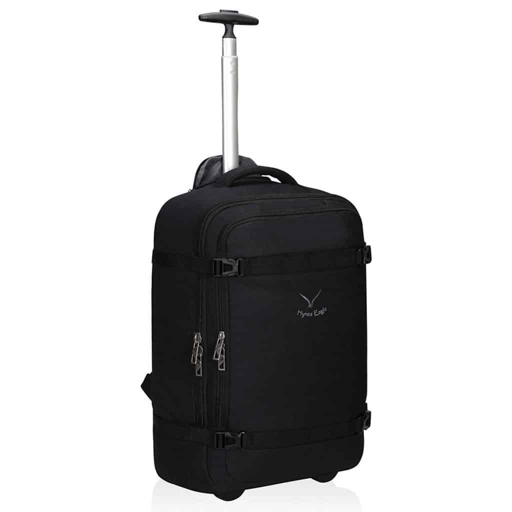 Hynes Eagle 42L Best Lightweight Backpack With Wheels
