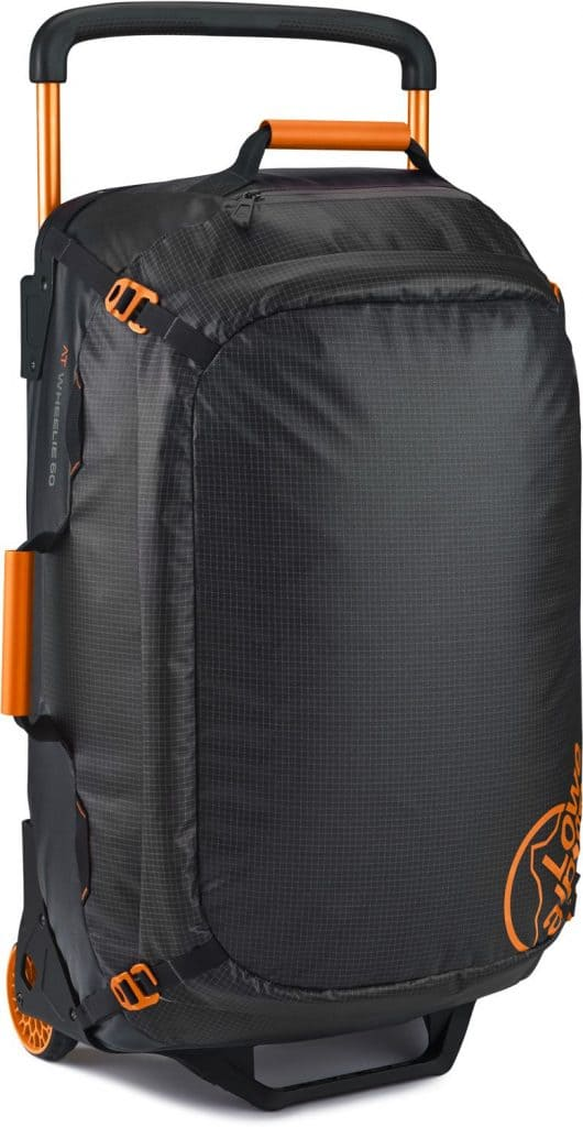 Lowe Alpine AT Wheelie 60 Pack Most Durable Travel Backpack With Wheels