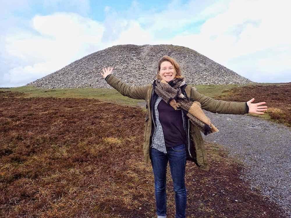 Queen Maeve Cairn Sligo
