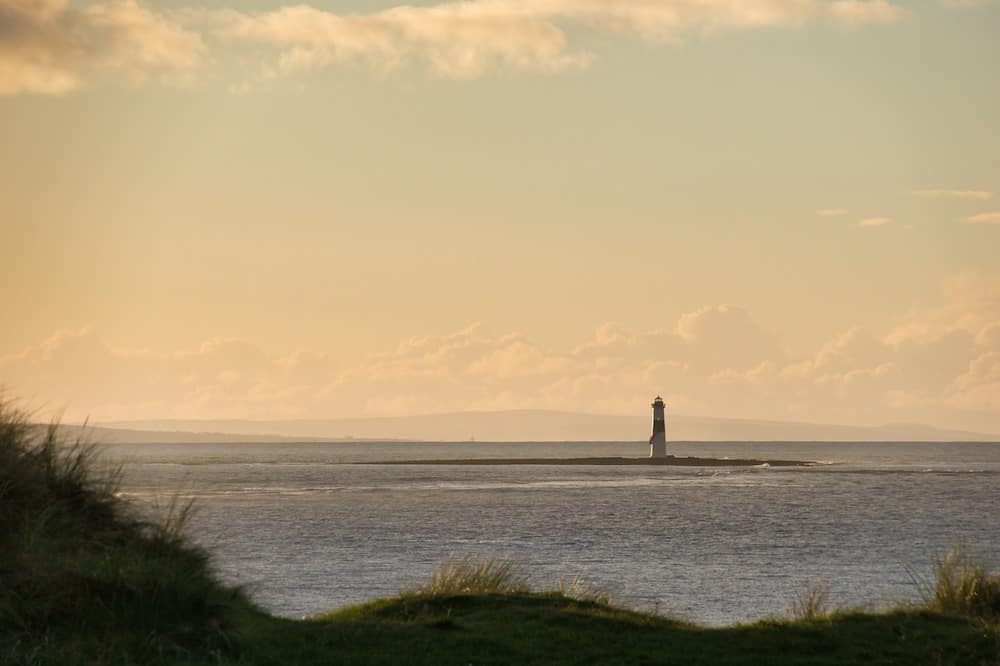 Rosses Point Oyster Island Sligo