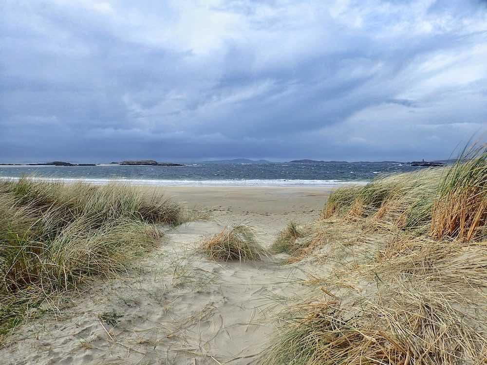 Sligo sand dunes