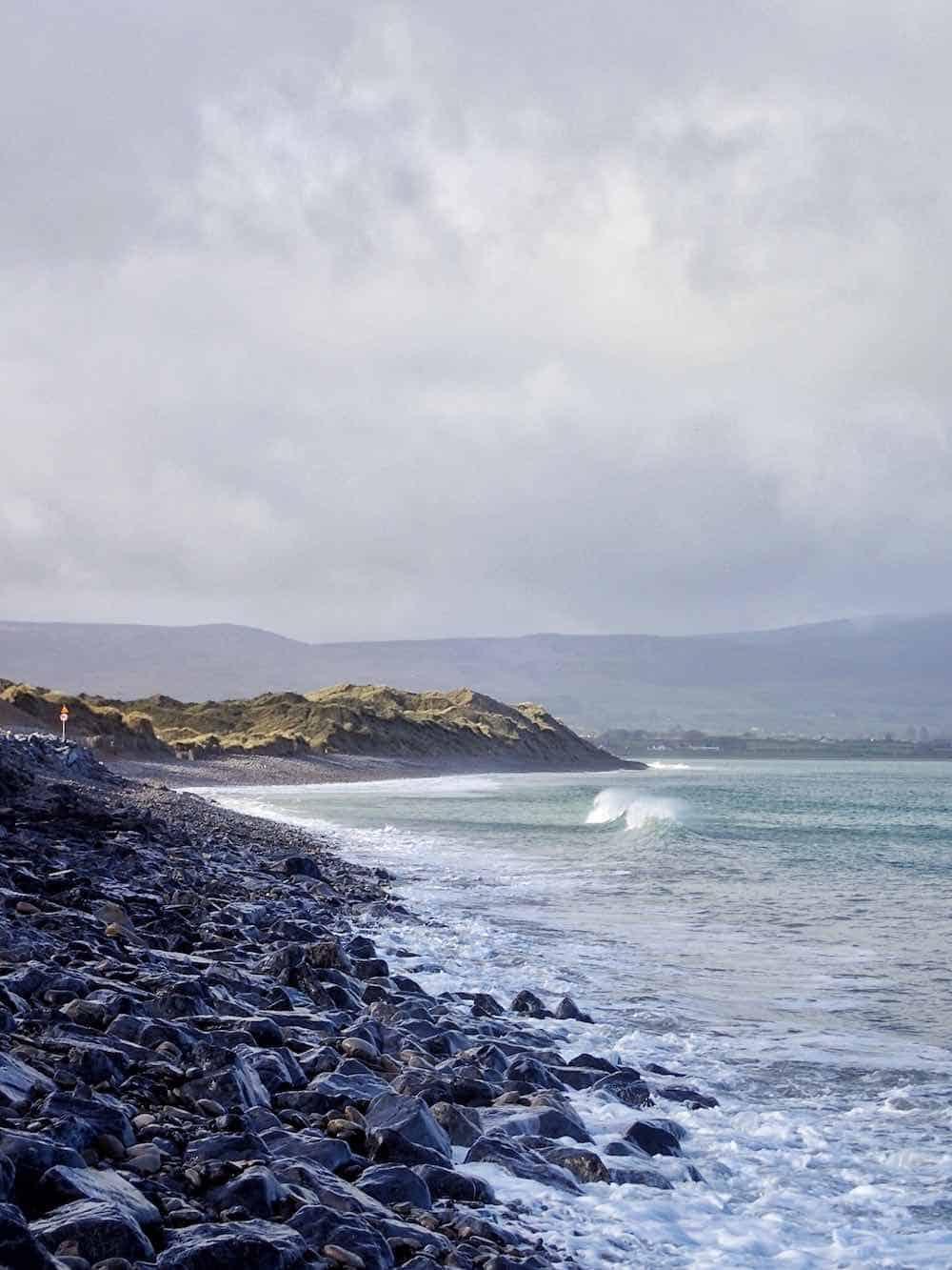Strandhill beach Sligo Ireland