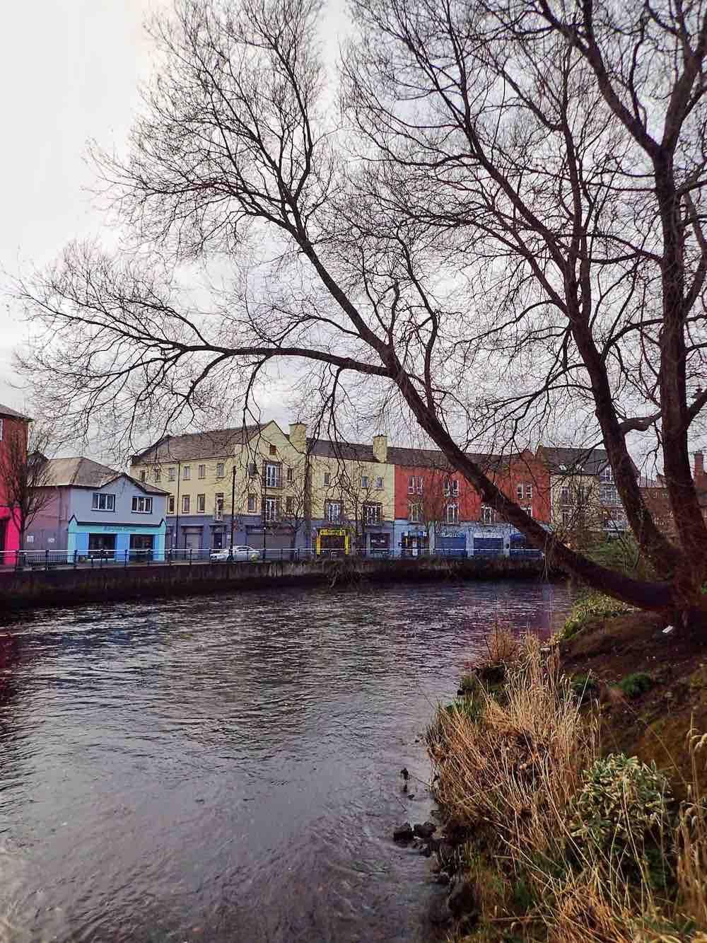 The Garavogue River Sligo