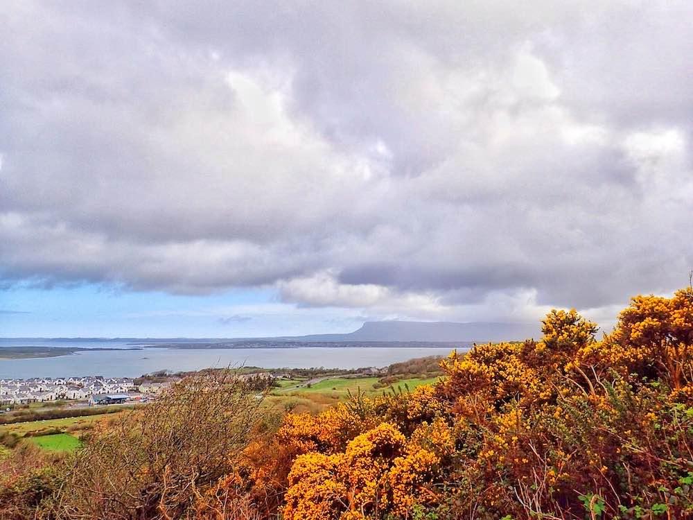 View from Knocknarea Sligo