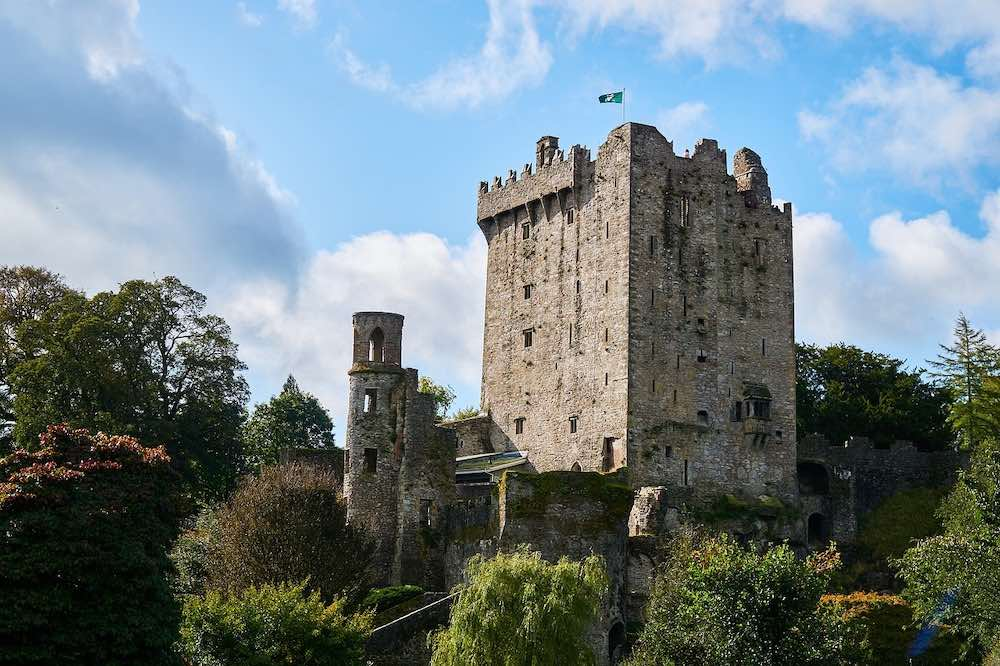 Blarney Castle Ireland Road Trip