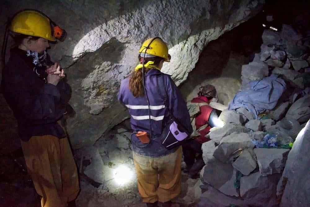 Cerro Rico mines tour