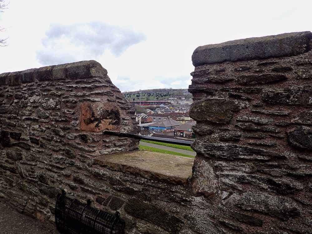 City walls Londonderry