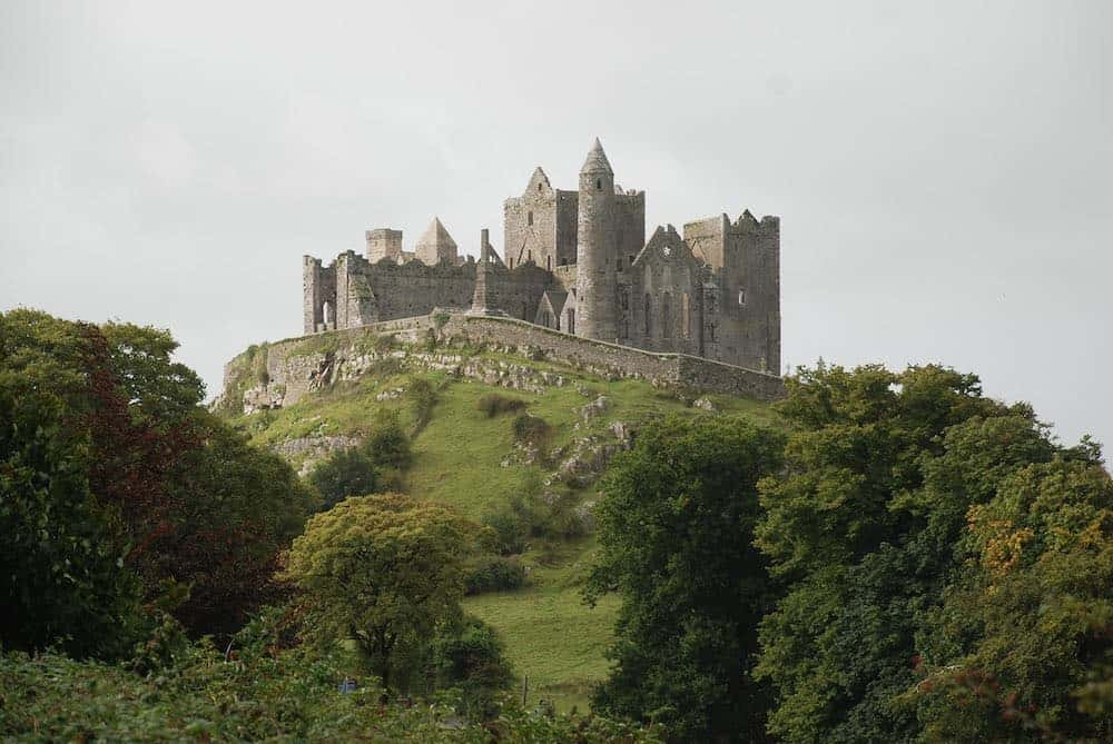 Rock of Cashel Irish Road Trip