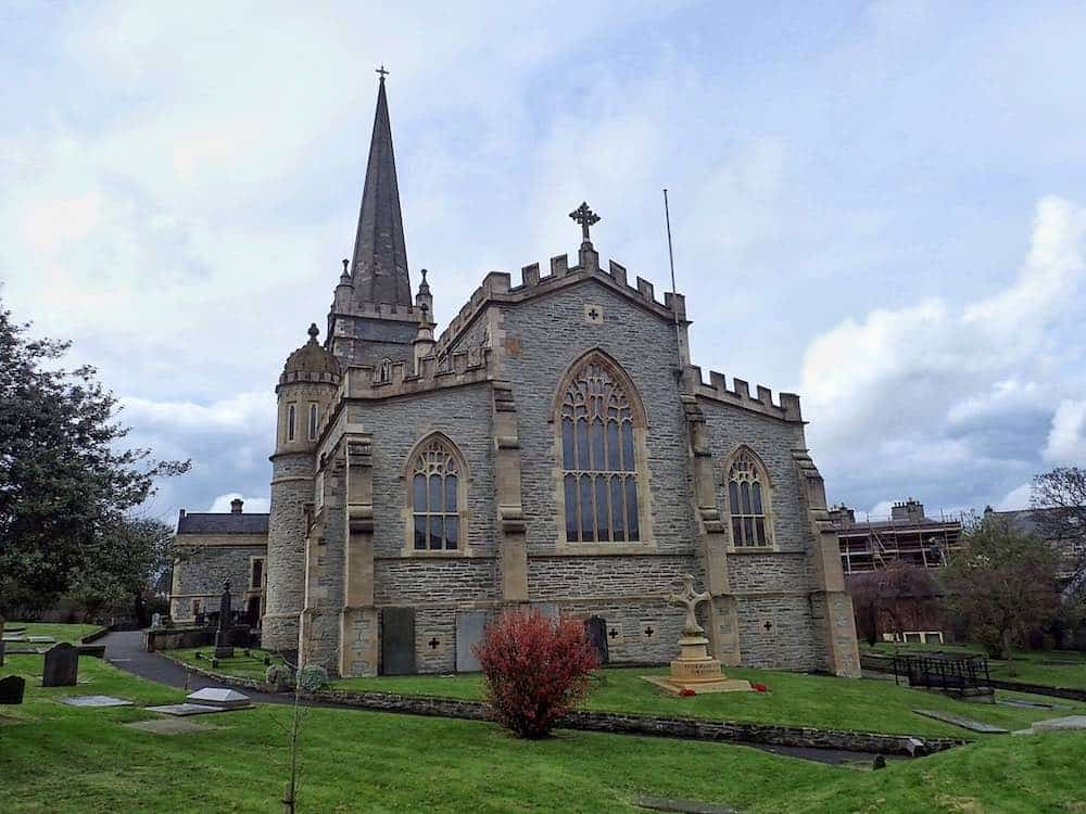 St Columbs Cathedral