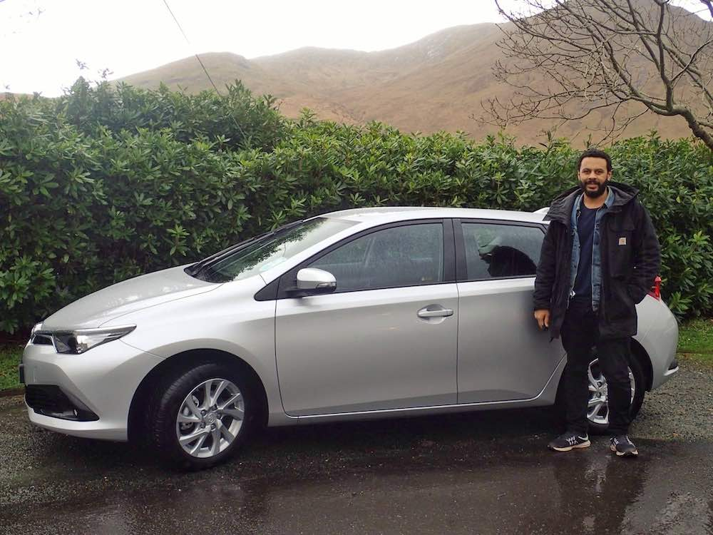 Ring of Kerry car hire