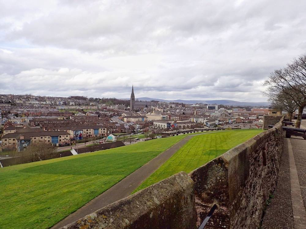 What to do in Derry Ireland