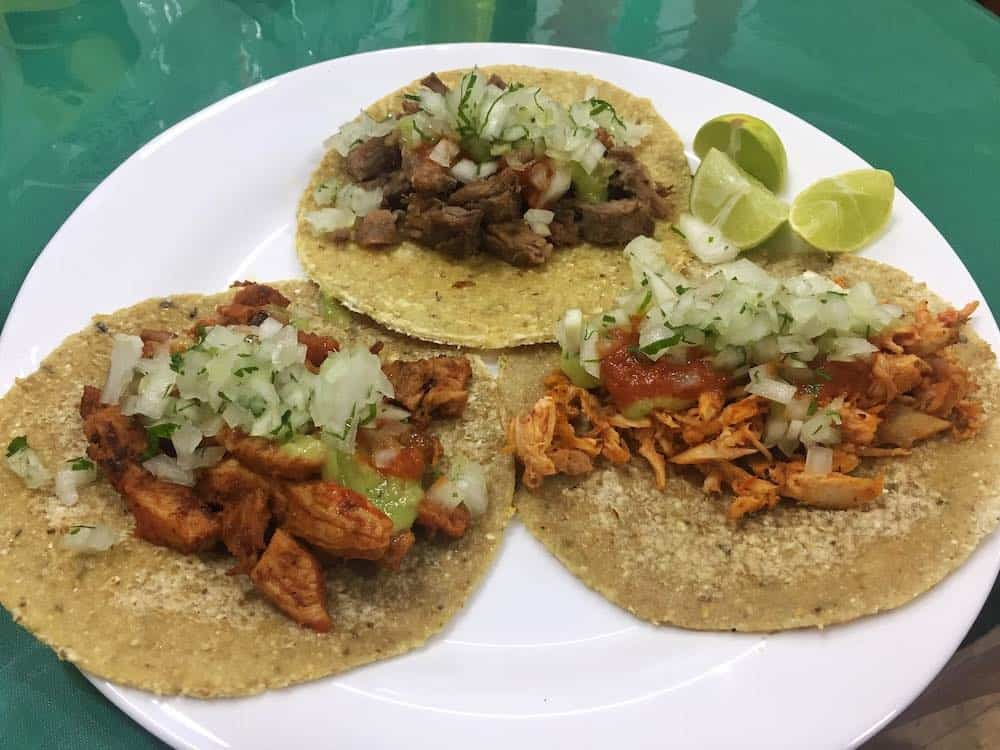 Best tacos in Sucre Bolivia
