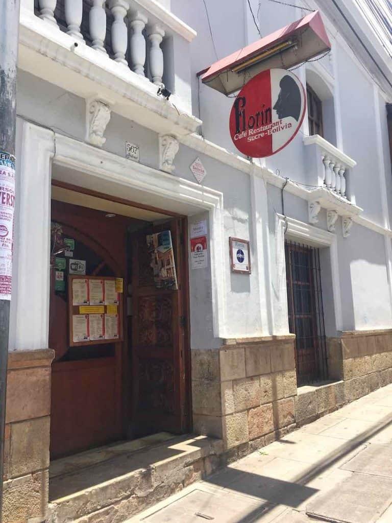Cafe Florin Sucre