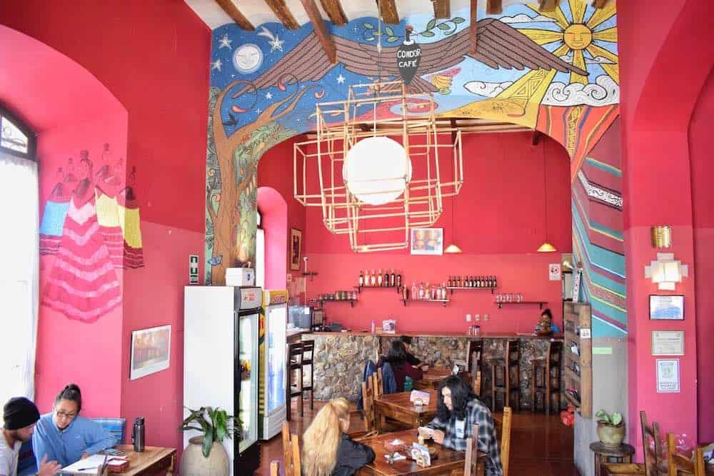 Condor Cafe Sucre