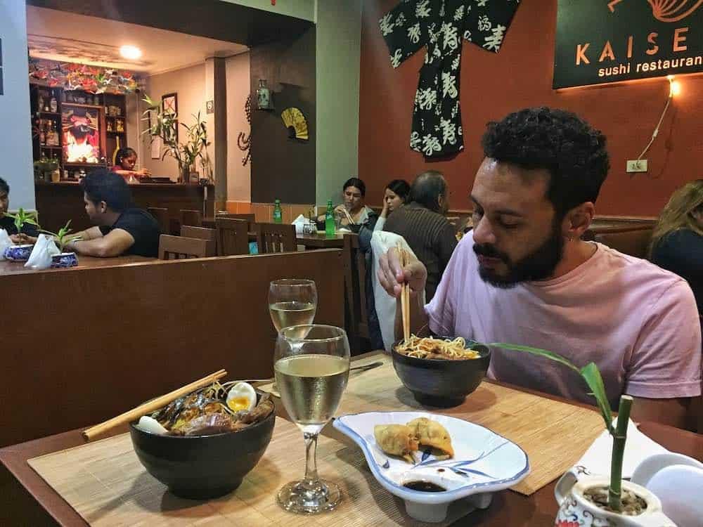 Kaiseki Sushi Ramen