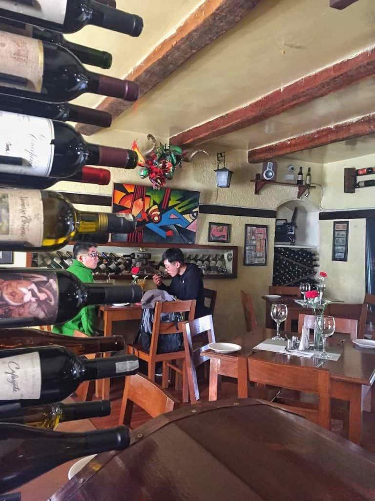 La Taverne Restaurant Sucre