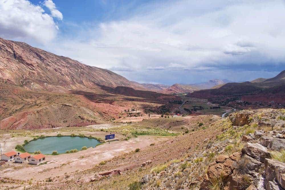 Laguna Tarapaya