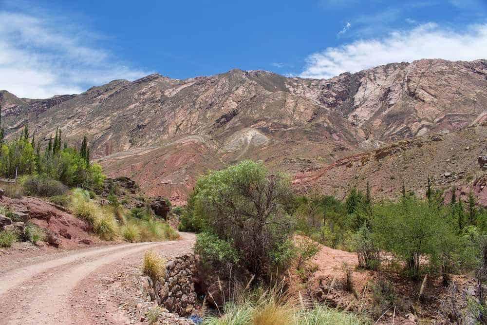 Potosi Bolivia landscape
