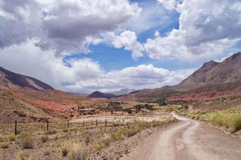 Tarapaya Potosi Bolivia