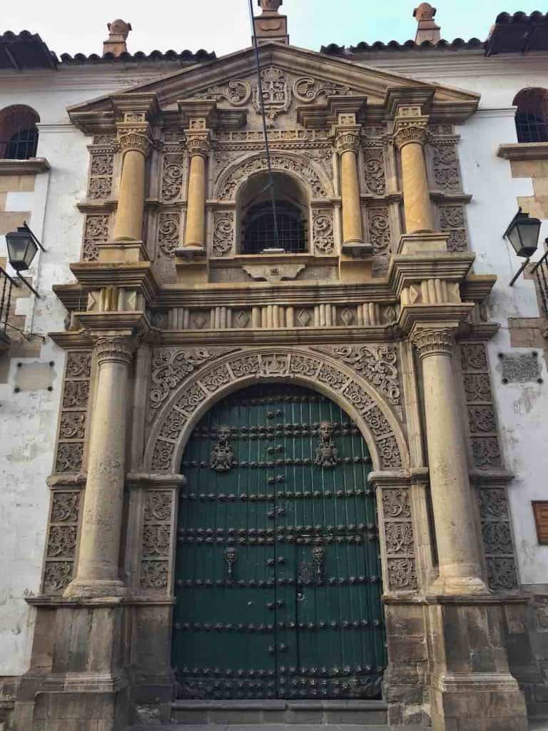 Casa Nacional de Moneda Potosi