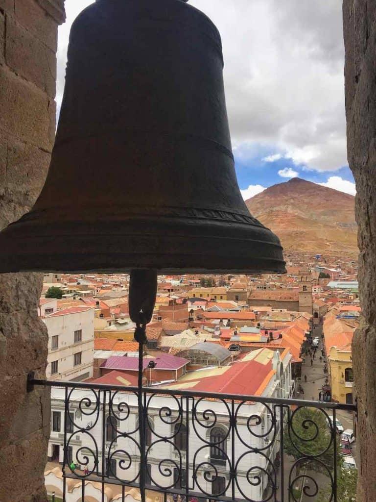 Catedral de la Ciudad de Potosí