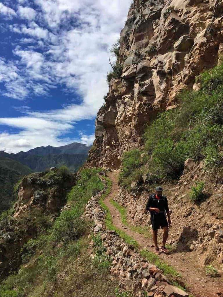 Hiking Colca Canyon on your own