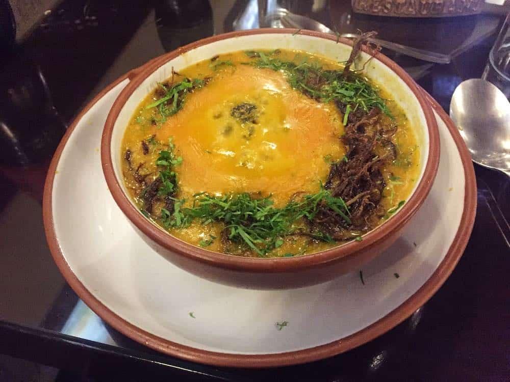 K'alapurka soup Potosi