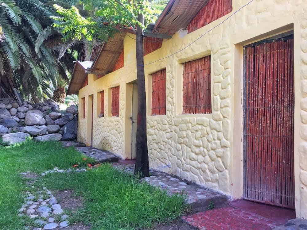 Paraíso los Palmeras Lodge Sangalle Oasis