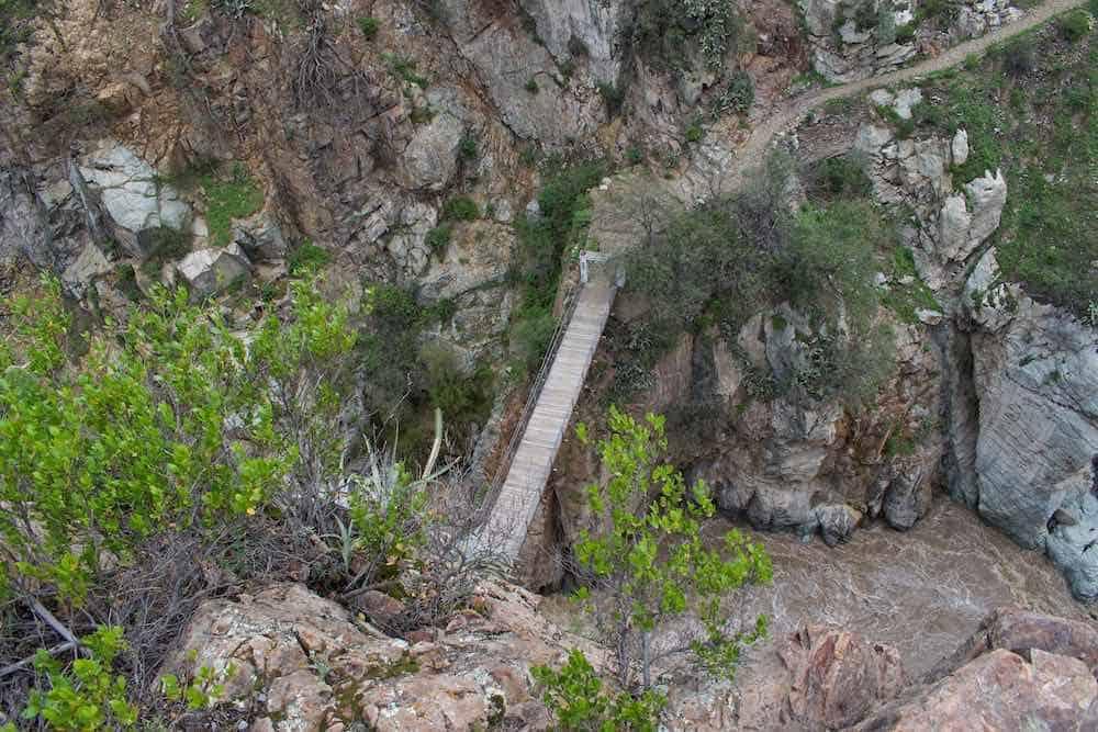 Rio Colca Sangalle Colca Canyon