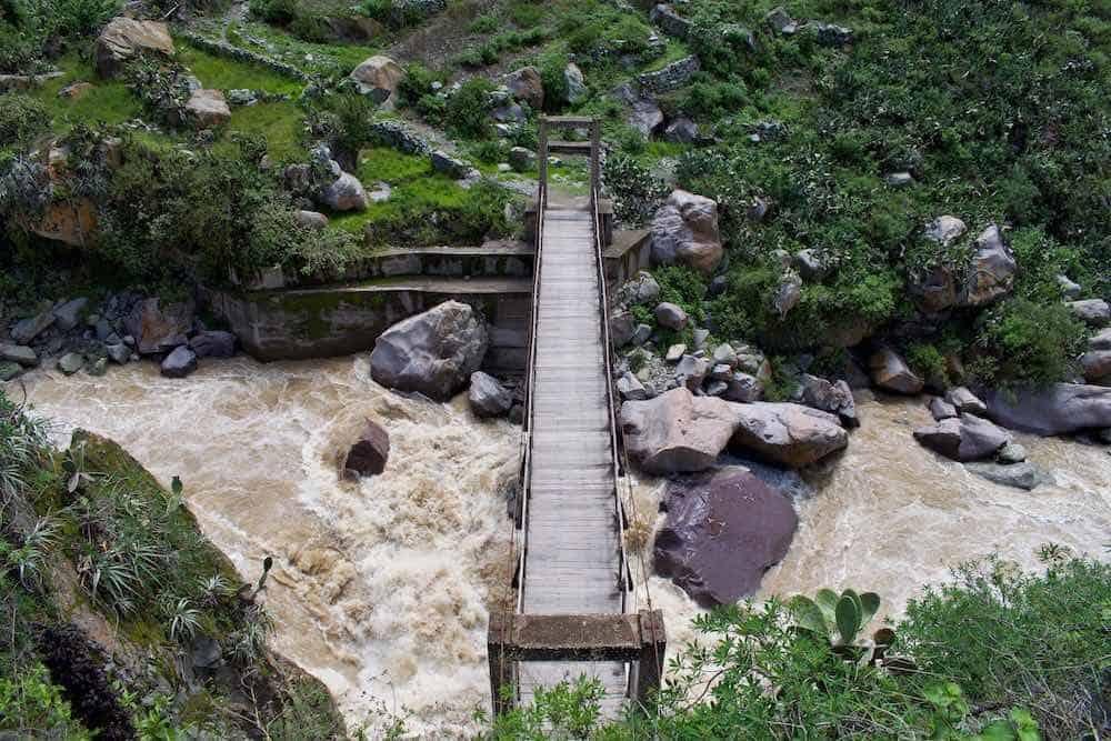 Rio Huaruro Colca Canyon