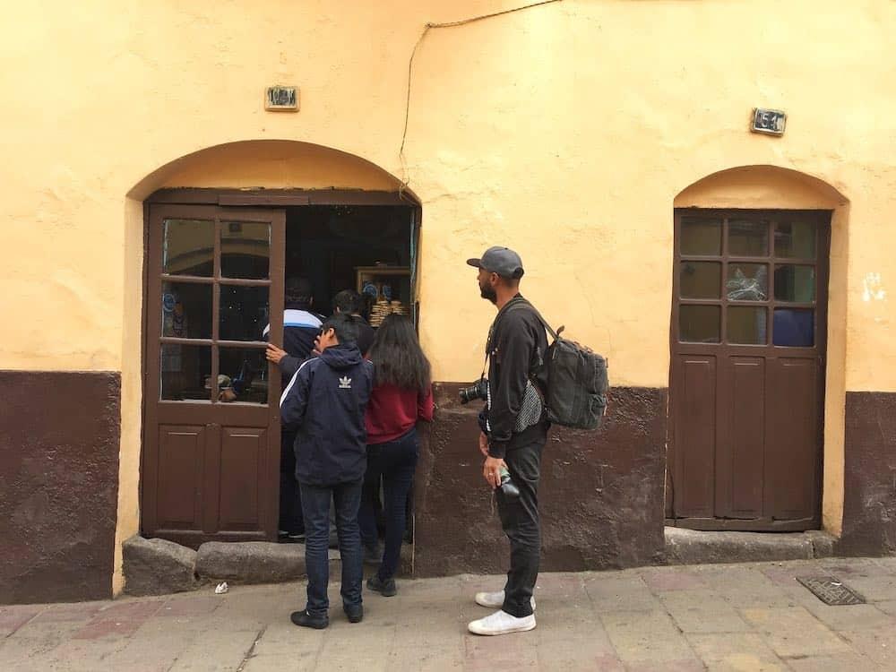 Salteñeria El Hornito Potosi Bolivia