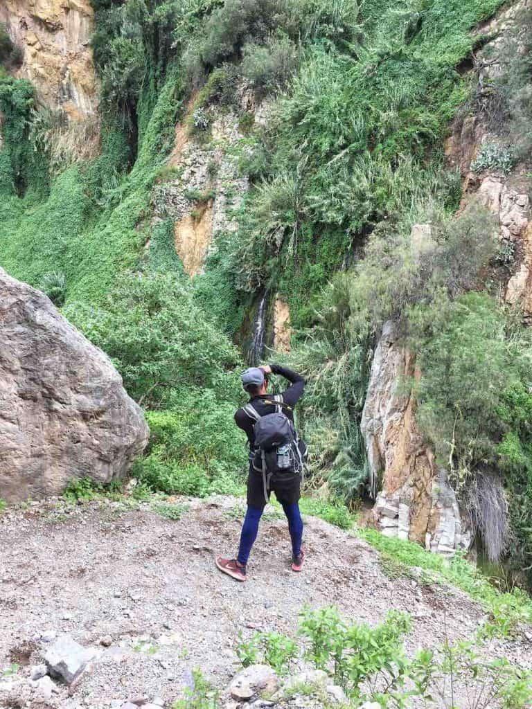 San Galle to San Juan de Chuccho