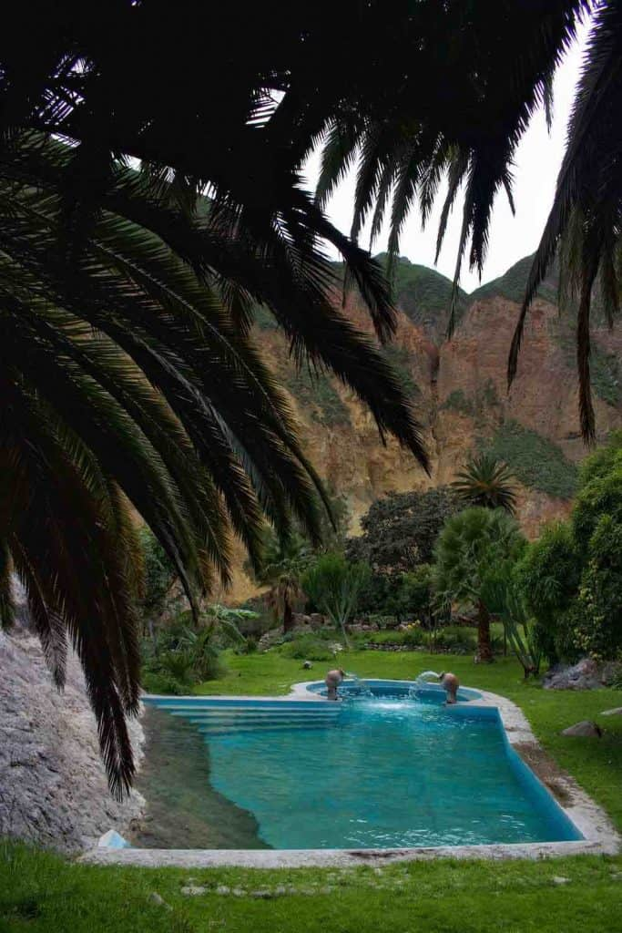 Sangalle Colca Canyon