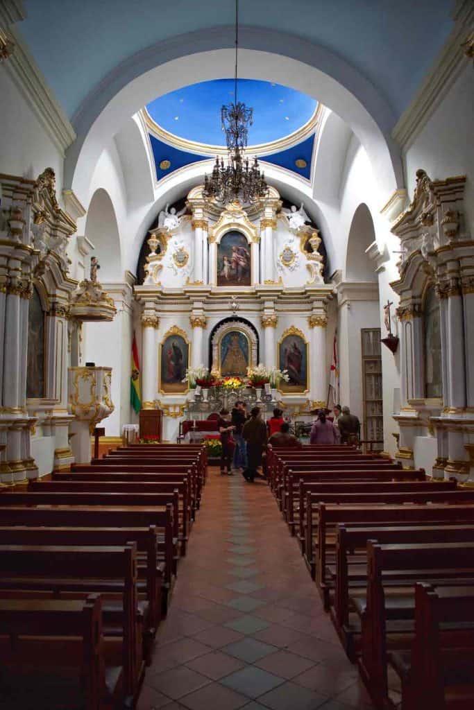 History of Sucre Bolivia