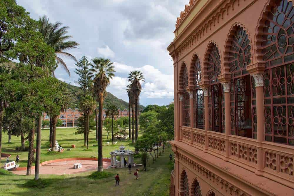 La Glorieta Castle Sucre