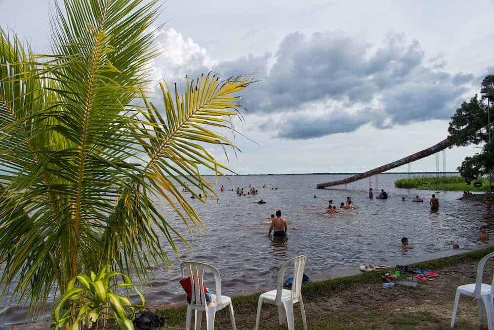 Laguna Suárez Trinidad Bolivia
