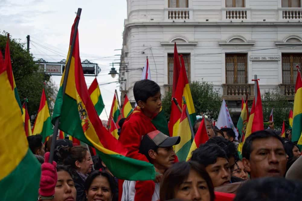 Sucre is the capital of Bolivia