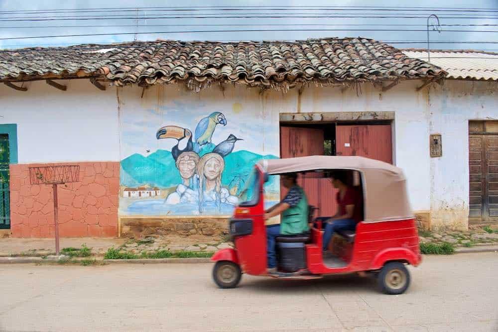 how to get to Samaipata Bolivia