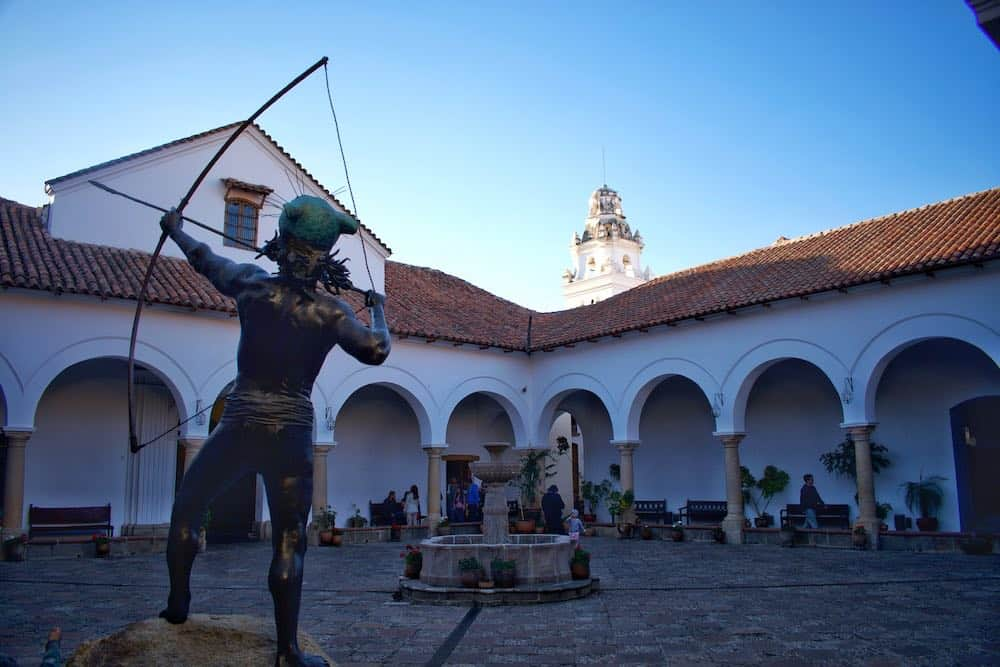 museums in Sucre Bolivia