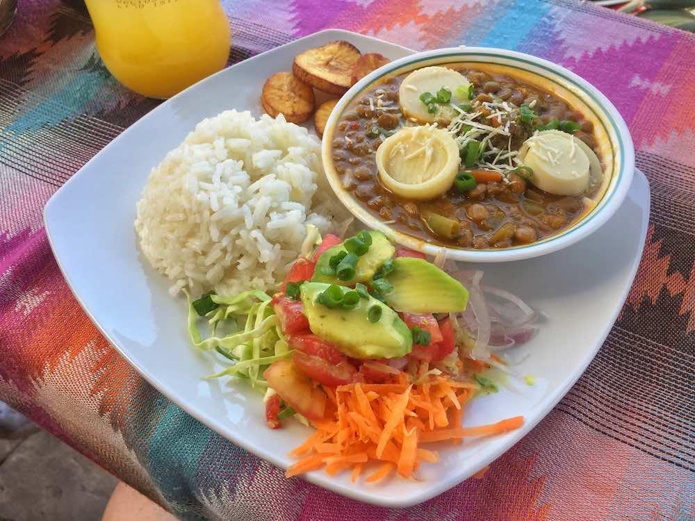 Luz de Mar Rurrenabaque Cafe