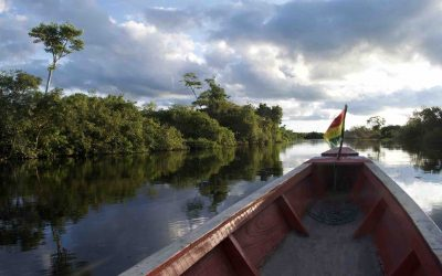 Rurrenabaque Bolivia & Choosing An Ethical Amazon Tour