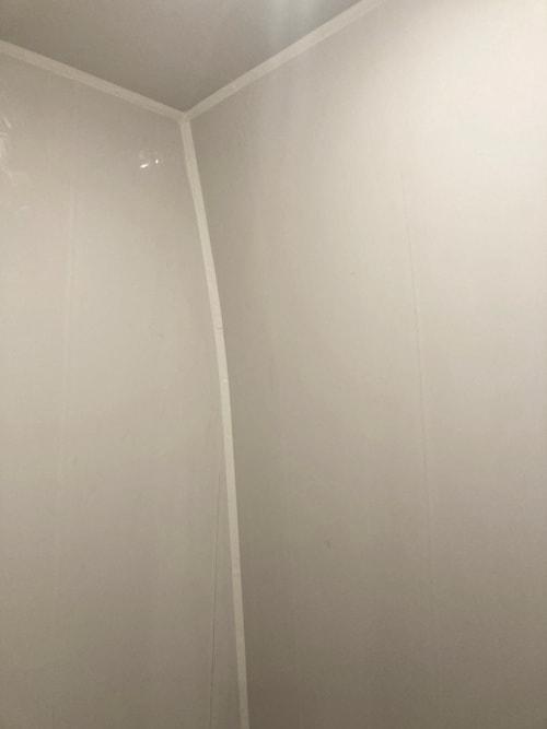 Silicone Seal Van Bathroom