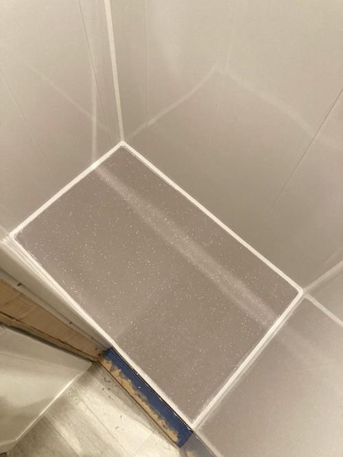 Van Conversion Shower