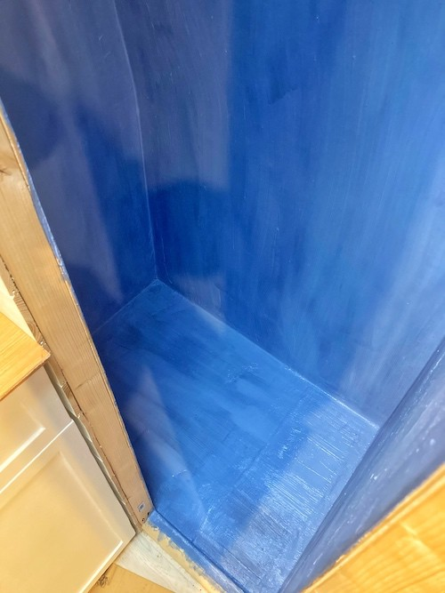 Wetroom Waterproofing Kit